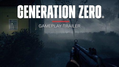 Gameplay de Generation Zero revela mapa, inimigos e co-op