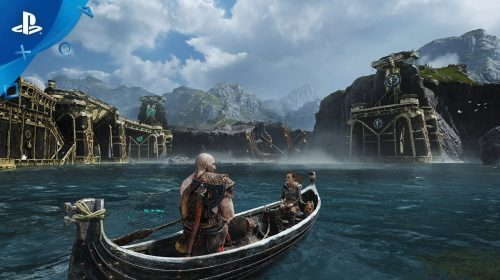 God of War: trailer inédito apresenta Contos do Lago dos Nove