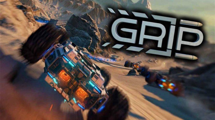GRIP: Combat Racing promete combates alucinantes de carros em novembro