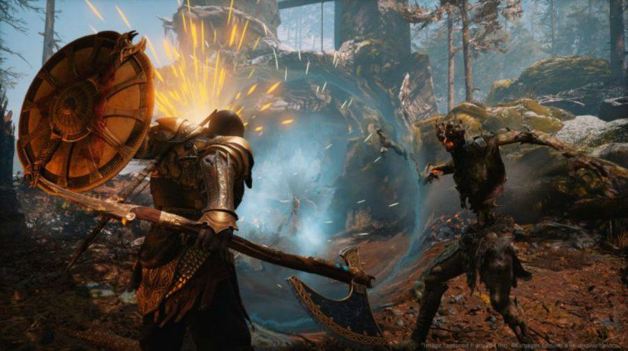 Com novos itens, New Game+ de God of War chegará em 20 de agosto