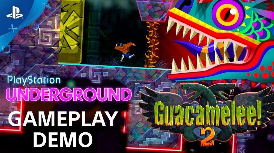 Guacamelee! 2 ganha 20 minutos gameplay; assista