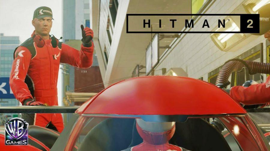 Novo trailer mostra como se tornar o Agente 47 em HITMAN 2