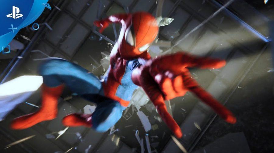 Comercial de Spider-Man no Japão mostra mais imagens do jogo; assista