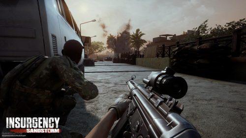 FPS hardcore, Insurgency: Sandstorm ganha gameplay de 25 minutos; assista!