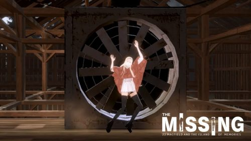 The Missing: J.J. Macfield and the Island of Memories Read sai nesse ano