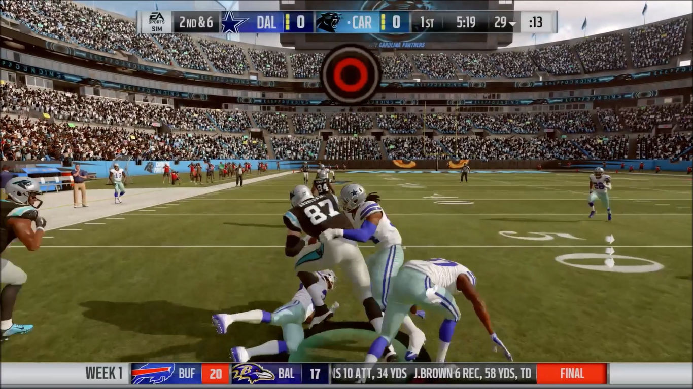 Madden NFL 19: Vale a Pena? 1