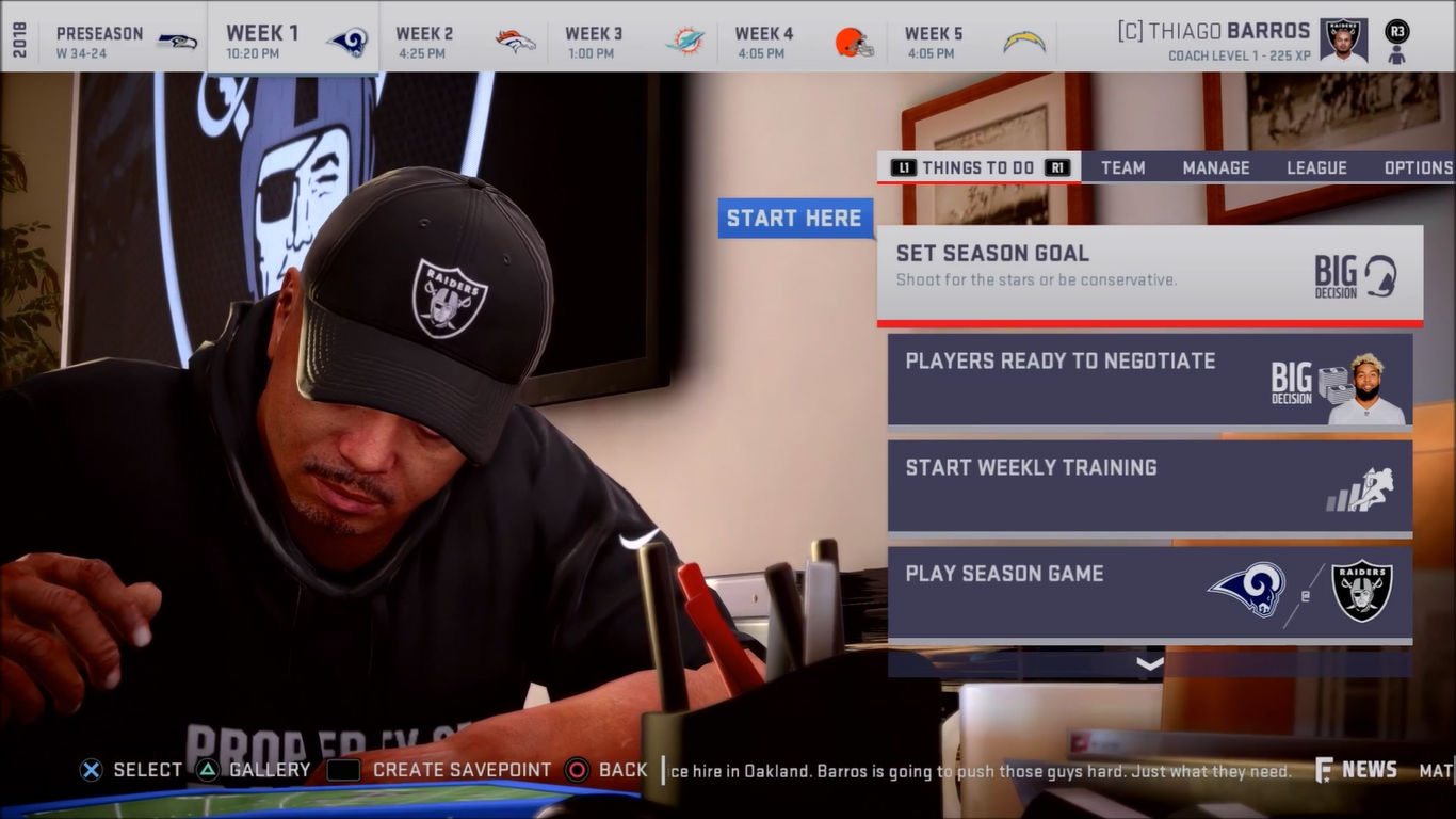 Madden NFL 19: Vale a Pena? 3