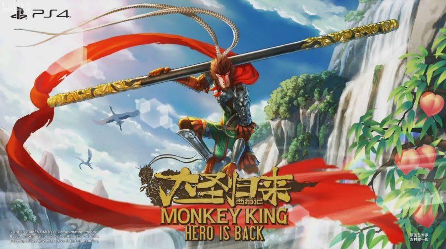 Rei Macaco está de volta! Monkey King: Hero is Back ganha trailer com gameplay