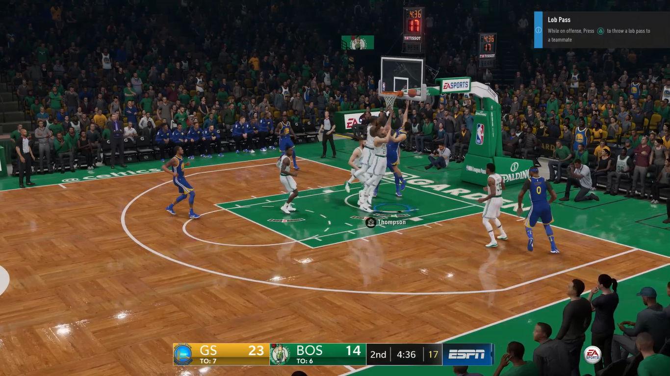 NBA Live 19 não empolga em DEMO focada no The One 1