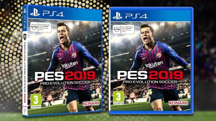 Konami confirma todas as licenças de PES 2019