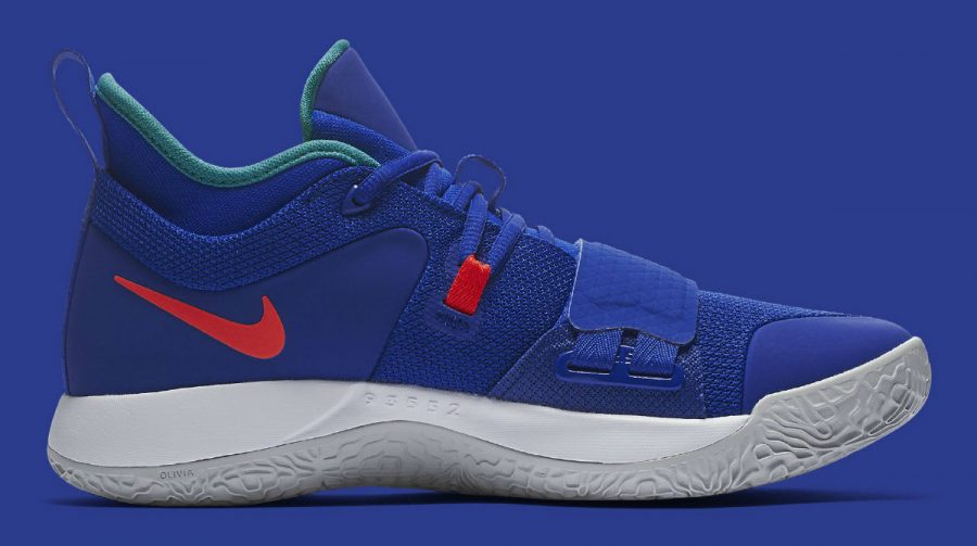 Astro da NBA, Paul George, e Nike vão lançar tênis inspirado em Fortnite