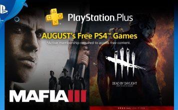 PlayStation Plus Agosto