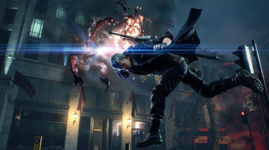 Tela da demo de Devil May Cry 5 revela modo fotográfico