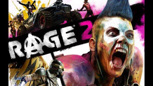 Novo gameplay de RAGE 2 destaca habilidades e muita destruição