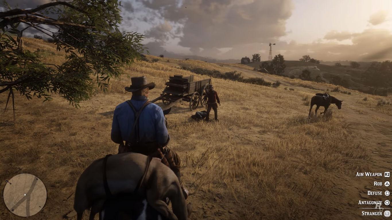 Red Dead Redemption 2: confira os principais detalhes do trailer de gameplay 1