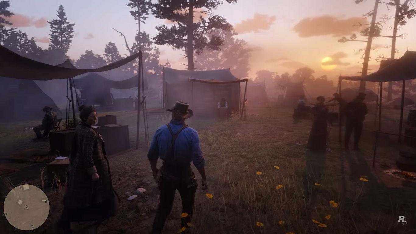 Red Dead Redemption 2: confira os principais detalhes do trailer de gameplay 4