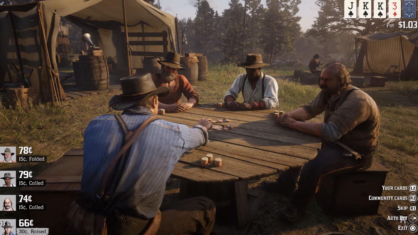 Red Dead Redemption 2: confira os principais detalhes do trailer de gameplay 5