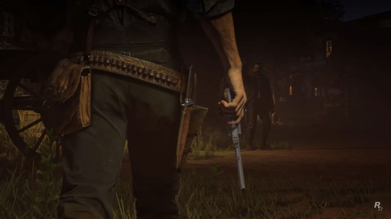 Red Dead Redemption 2: confira os principais detalhes do trailer de gameplay 6