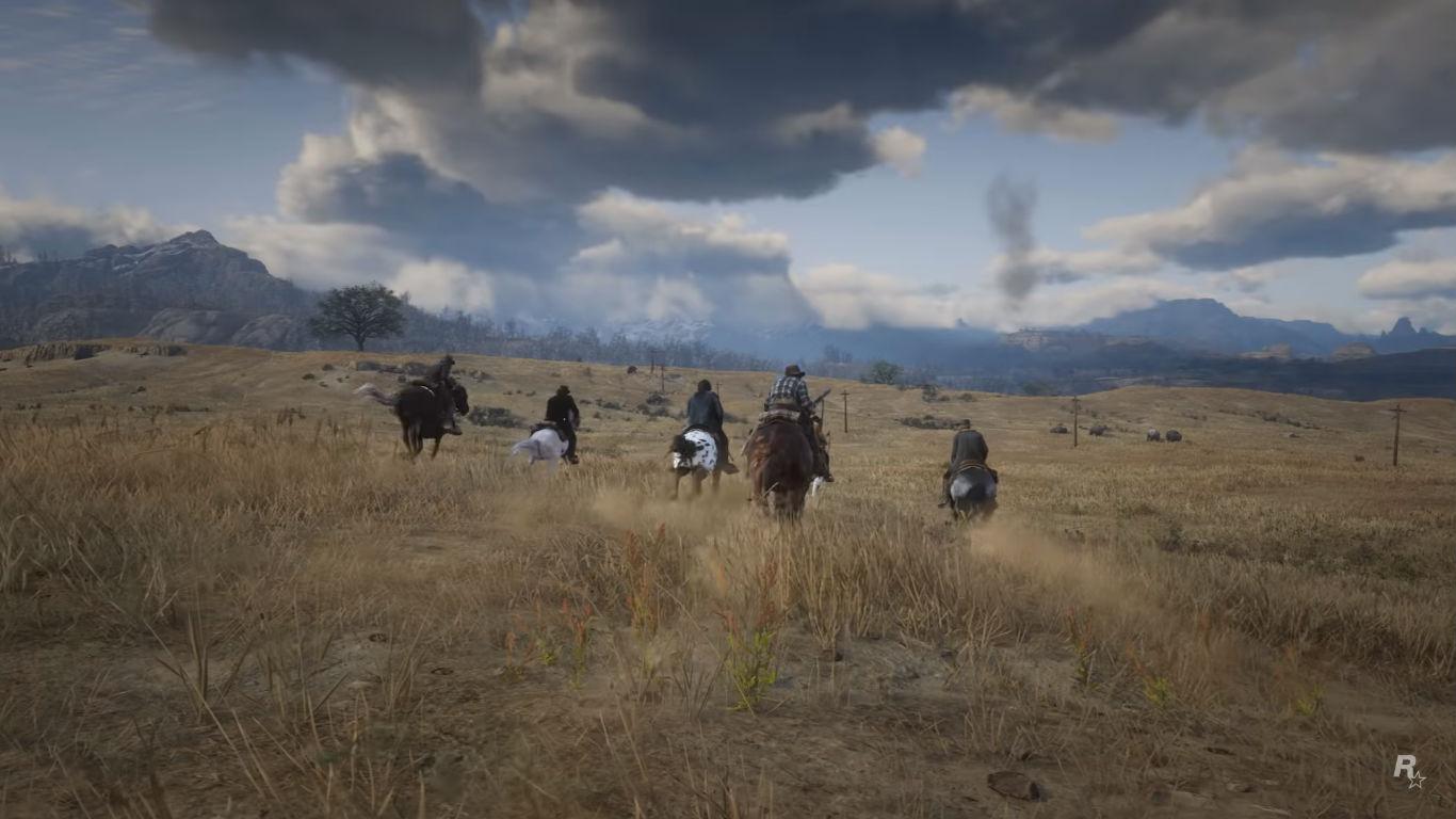 Red Dead Redemption 2: confira os principais detalhes do trailer de gameplay 7