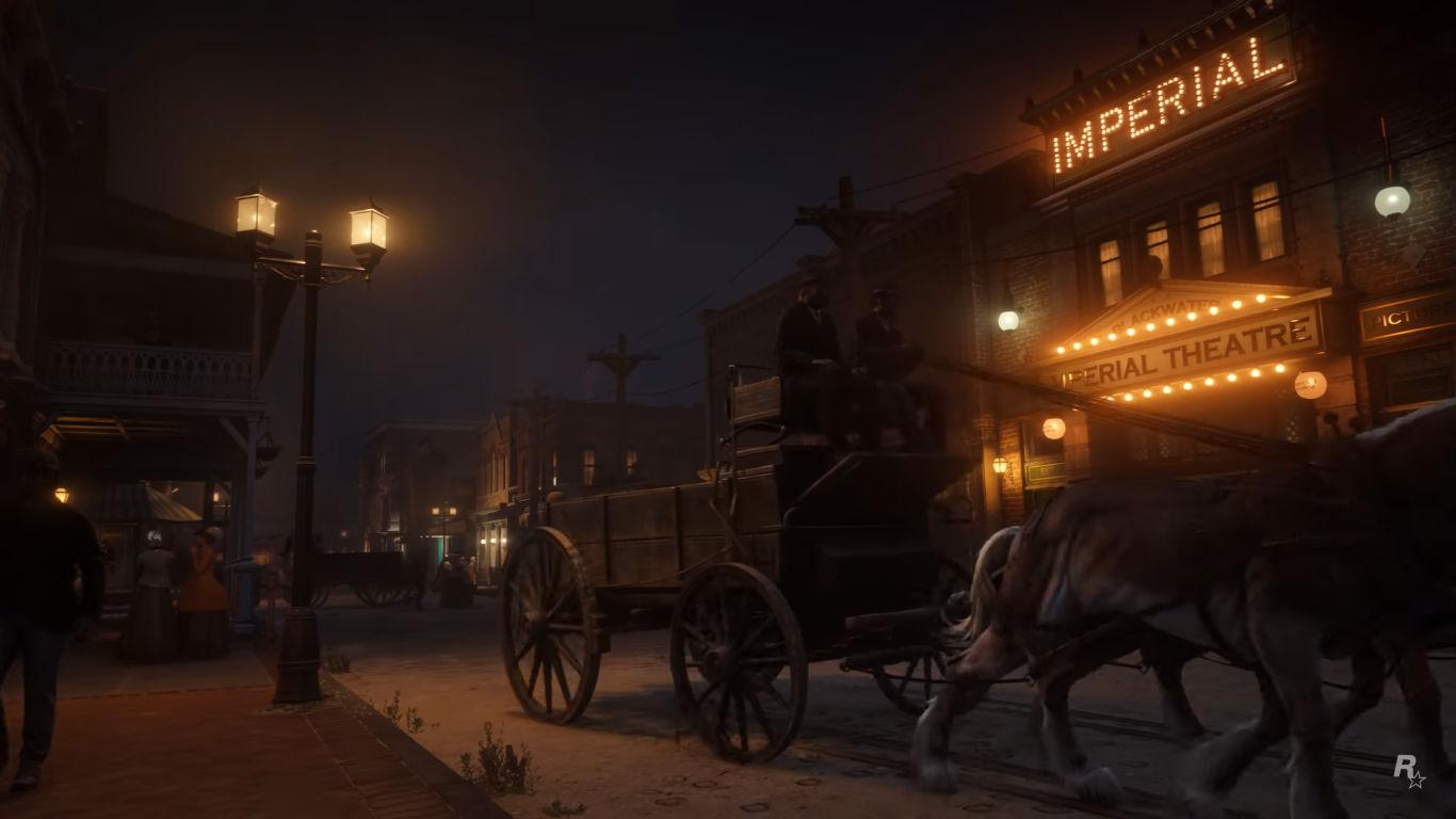 Red Dead Redemption 2: confira os principais detalhes do trailer de gameplay 8