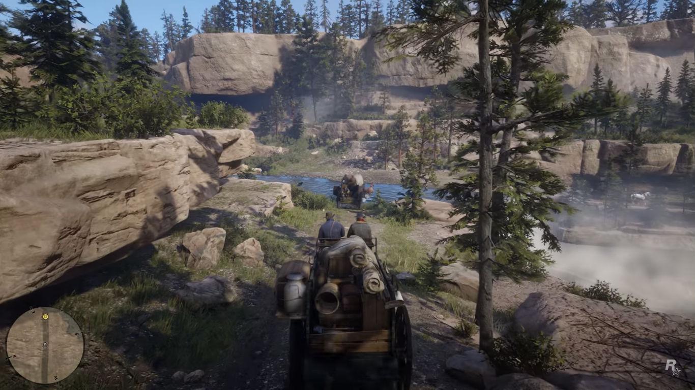 Red Dead Redemption 2: confira os principais detalhes do trailer de gameplay 9