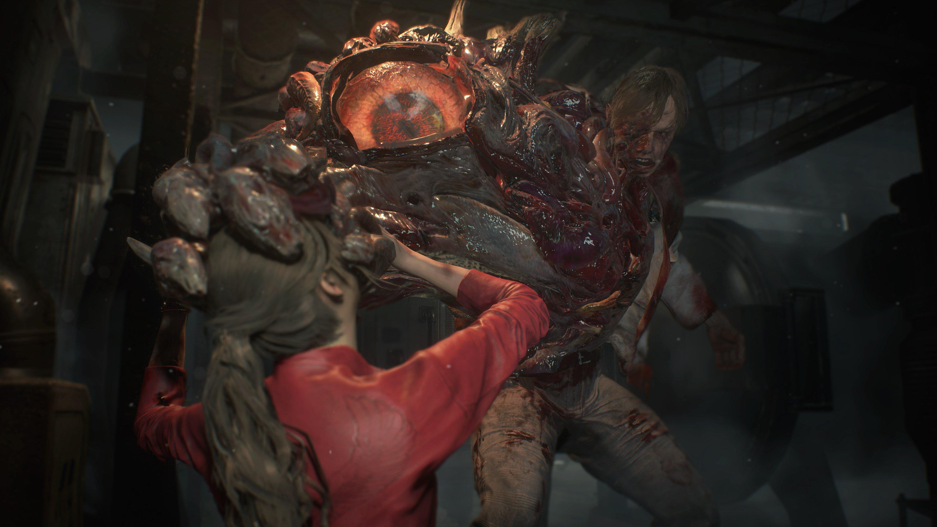 Jogamos! DEMO de Resident Evil 2 com Claire une ação e emoção 2
