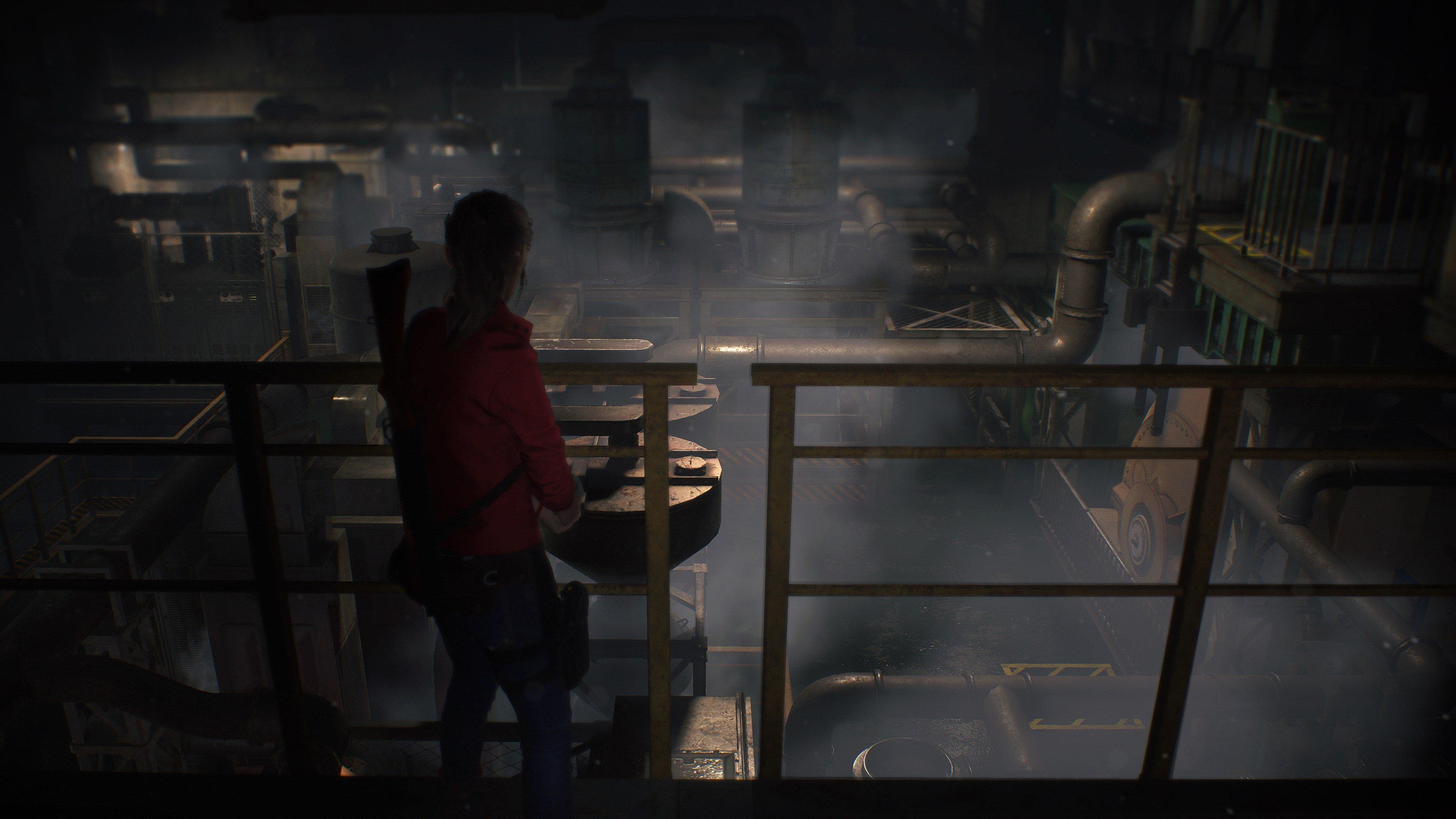 Jogamos! DEMO de Resident Evil 2 com Claire une ação e emoção 1