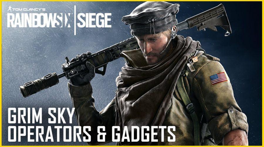 Ubisoft divulga gameplay dos novos operadores de Rainbow Six Siege