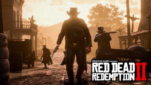 Aprovado? Gameplay de Red Dead Redemption 2 foi capturado no PS4 Pro
