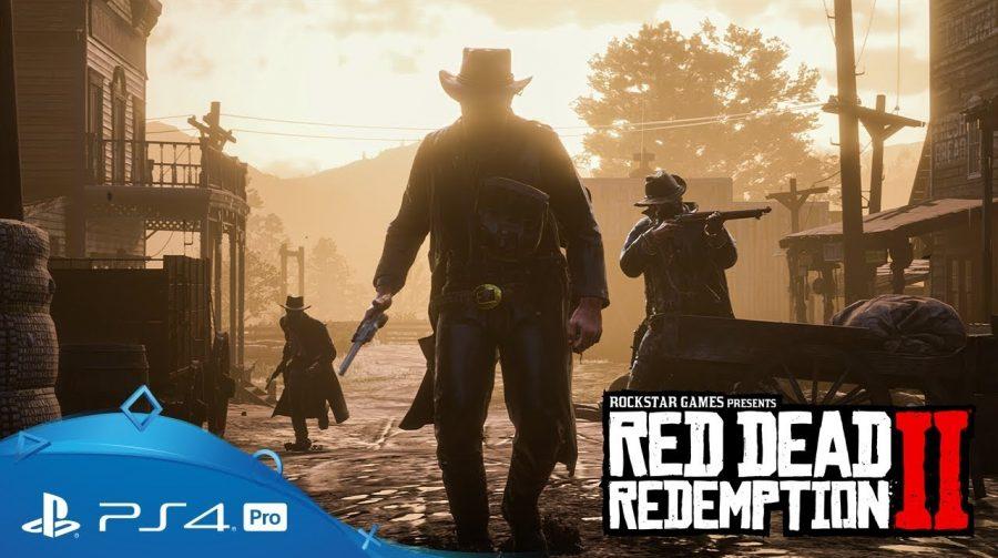 Red Dead Redemption 2 será completamente jogável em primeira pessoa