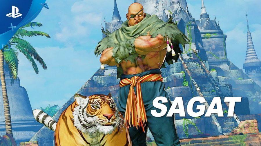Sagat e G chegam ao elenco de Street Fighter V; veja lutadores em ação