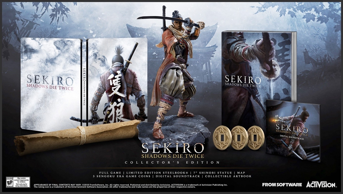 SEKIRO - EDICAO