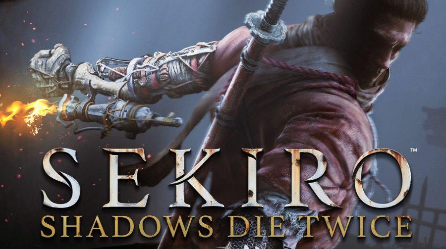 Sekiro: Shadows Die Twice será lançado em março de 2019