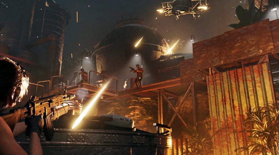 Sobreviva! Vídeo de Shadow of the Tomb Raider destaca o grande arsenal