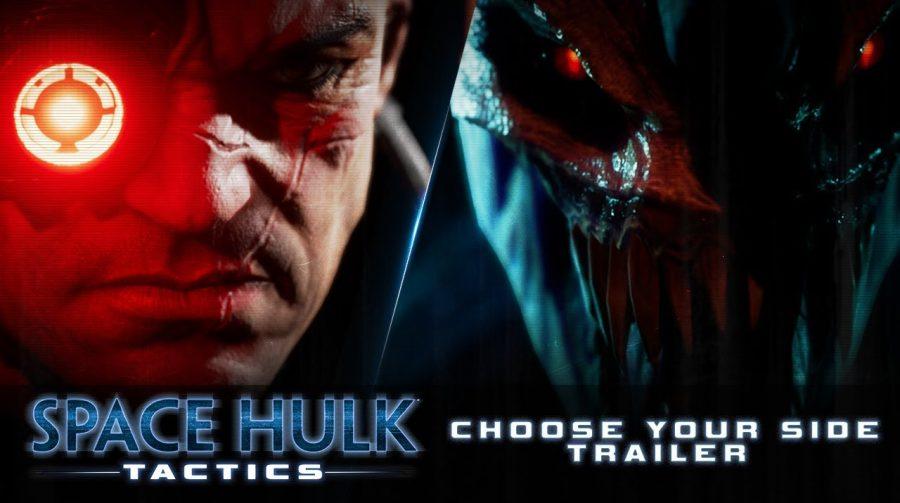 Escolha o seu lado! Space Hulk: Tactics chega em 09 de outubro