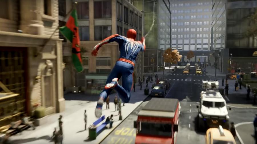 Marvel's Spider-Man: movimento de teias demorou três anos para ser feito