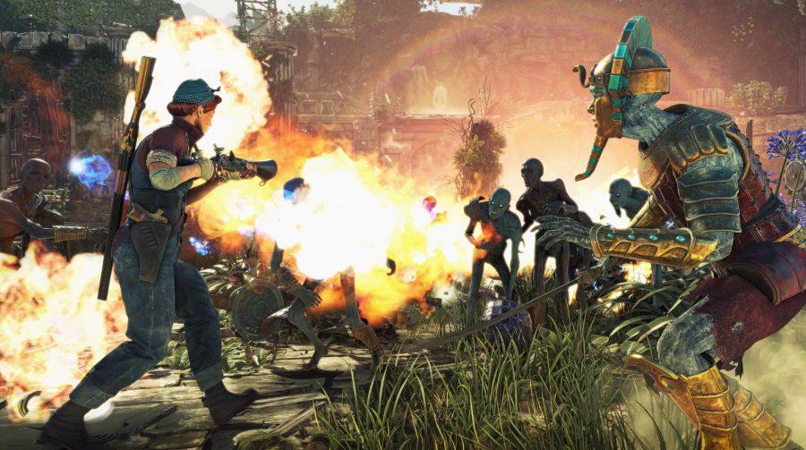Strange Brigade: novos modos de jogo são revelados pela desenvolvedora