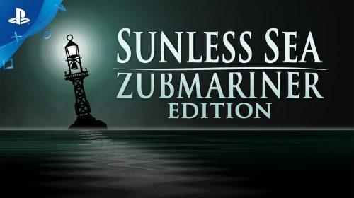 Roguelike naval, Sunless Sea é anunciado para PlayStation 4