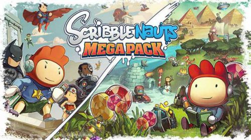 WB Games anuncia Scribblenauts Mega Pack