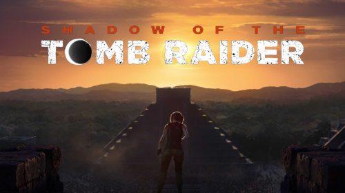 Eidos está satisfeita com desempenho de Shadow of Tomb Raider