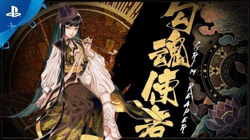 Shikhondo: Soul Eater chega nessa semana ao PlayStation 4