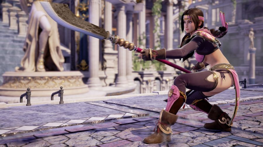 SoulCalibur VI tem dois novos personagens: Seong Mi-Na e Astaroth