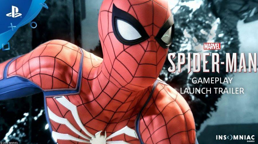 Spider-Man ganha trailer de lançamento com gameplay; assista
