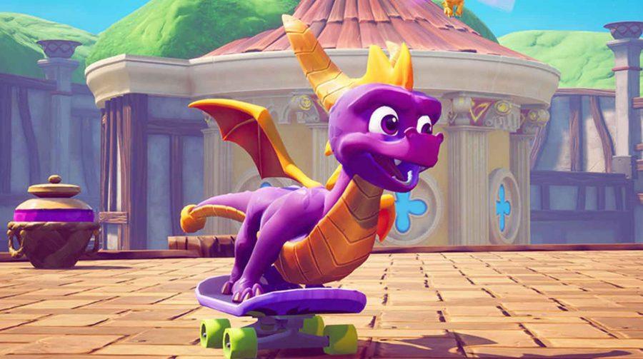 Novas imagens mostram terceiro jogo de Spyro no remake - e está lindo!