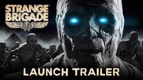 Divertido e empolgante, Strange Brigade recebe trailer de lançamento; assista