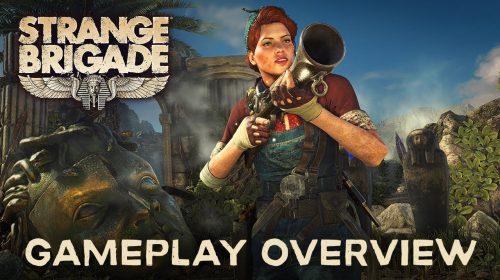 Strange Brigade ganha novo (e longo) trailer com gameplay; assista