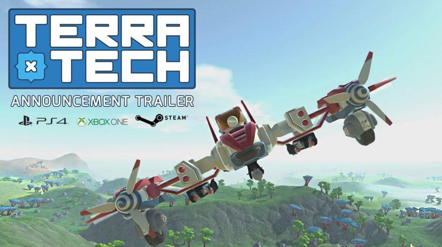 TerraTech, jogo de construções, chega em 14 de agosto ao PS4