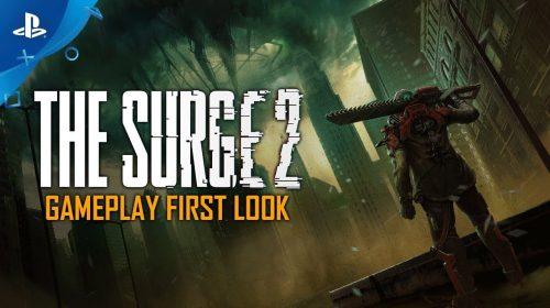 Desafiador! The Surge 2 recebe primeiro vídeo de gameplay; assista