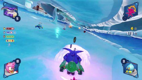 Team Sonic Racing ganha trailer com novos detalhes e gameplay; assista