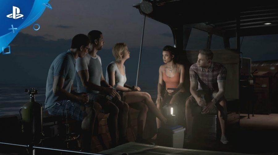 Estúdio de Until Dawn anuncia nova série de jogos de terror no PS4